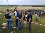 Ukraine lập 'vùng an ninh' ở khu vực rơi máy bay