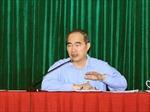 Đồng chí Nguyễn Thiện Nhân thăm, làm việc tại Lý Sơn