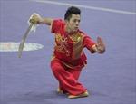 Hà Nội dẫn đầu Giải vô địch Wushu trẻ toàn quốc