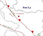 Liên tiếp 3 trận động đất cường độ mạnh tại Sơn La