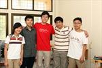 Đoàn Việt Nam dự Olympic Vật lí đạt thành tích xuất sắc