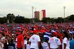 Nicaragua kỷ niệm 35 năm cách mạng Sandino thành công
