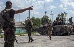 Chiến sự tiếp diễn căng thẳng tại Đông Ukraine