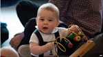 Hoàng tử bé nước Anh nhận 4.000 món quà