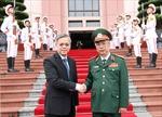 Đối thoại Chính sách Quốc phòng Việt Nam-Singapore