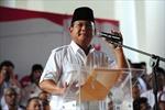 Ứng viên tổng thống Indonesia rút khỏi tiến trình bầu cử