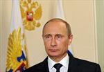 Tổng thống Putin: Chủ quyền của Nga không bị đe dọa