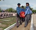 Hà Nam đón nhận hài cốt liệt sỹ hy sinh tại Lào