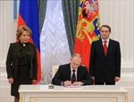 Nước Nga và những lần bị ám ảnh bởi cái tên Ukraine
