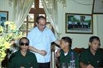 Đồng chí Nguyễn Thiện Nhân thăm Trung tâm điều dưỡng người có công tỉnh Bắc Giang