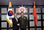 Đối thoại chiến lược quốc phòng Trung - Hàn lần thứ tư