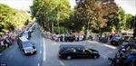 Hà Lan đau buồn tưởng niệm nạn nhân máy bay MH17