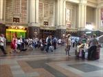 Kiev - những nẻo đường sơ tán!