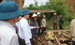 Lai Châu di dời khẩn cấp các hộ dân ra khỏi vùng nguy cơ sạt lở