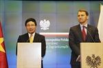 Phó Thủ tướng Phạm Bình Minh thăm chính thức Ba Lan