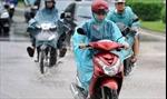 Nhiều vùng trên cả nước có mưa dông