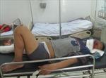 Sập giàn giáo tại Vũng Áng, 5 người chết và bị thương
