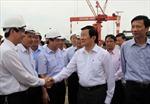 Xây dựng Quảng Ninh vững chắc về an ninh quốc phòng và hợp tác quốc tế