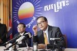 Campuchia công nhận ông Sam Rainsy là nghị sỹ đắc cử
