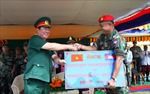 Đặc công Việt Nam và đặc nhiệm dù Campuchia hợp tác
