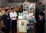 Quản lý chặt cửa hàng thuốc thú y