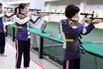 187 xạ thủ tranh tài tại giải bắn súng trẻ toàn quốc