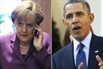 Lãnh đạo Đức, Mỹ, Pháp điện đàm về Ukraine, Trung Đông