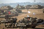 Israel chuẩn bị mở rộng chiến dịch tại Gaza