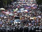 Biểu tình phản đối cải cách năng lượng tại Mexico