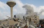 Tiếp tục nỗ lực ngoại giao nhằm ngừng bắn ở Gaza