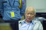 Mở phiên tòa thứ hai xét xử 2 cựu thủ lĩnh Khmer Đỏ