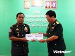 Hỗ trợ hoạt động tìm kiếm, hồi hương liệt sỹ hy sinh tại Campuchia