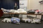 Australia thu giữ lượng ma túy đá khổng lồ