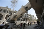 Ngừng bắn 72 giờ ở Gaza