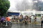 Nổ nhà máy ở Trung Quốc, hơn 160 người thương vong