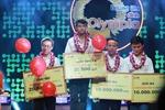Nguyễn Trọng Nhân giành vòng nguyệt quế Olympia lần thứ 14