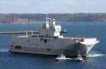 Pháp lúng túng bán chiến hạm Mistral cho Nga
