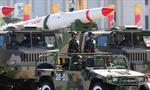 Trung Quốc tăng số lượng đầu đạn tên lửa hạt nhân