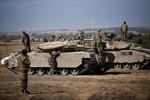 Israel và Hamas nhất trí lệnh ngừng bắn 72 giờ