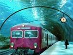 Trung Quốc đề xuất xây đường hầm nối Crimea với Nga
