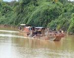 Vĩnh Long: Doanh nghiệp phải bồi thường trên 440 triệu đồng do khai thác cát gây sạt lở bờ sông