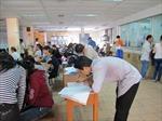TP HCM:  Hơn 2.870 người tìm việc tại sàn giao dịch việc làm