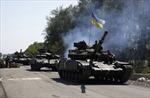 Tình hình Đông Ukraine tiếp tục bất ổn