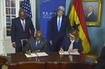 Bế mạc Hội nghị thượng đỉnh Mỹ-châu Phi