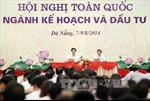 Thủ tướng Nguyễn Tấn Dũng dự Hội nghị toàn quốc ngành Kế hoạch-Đầu tư