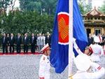 Tổ chức lễ thượng cờ ASEAN và Quốc kỳ Việt Nam tại Malaysia