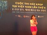 Cuộc thi hát Kpop tại Việt Nam lần thứ 4