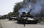 Nga kết thúc tập trận gần Ukraine