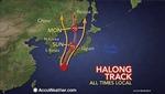 Nhật Bản hủy hàng trăm chuyến bay vì bão Halong