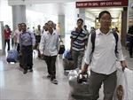 25 công nhân lao động Việt Nam ở Libya đã về nước
